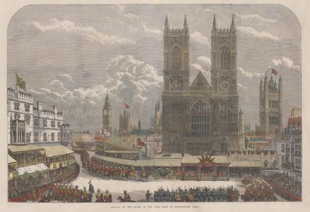 Queen Victoria's Jubilee Thanksgiving Festival.