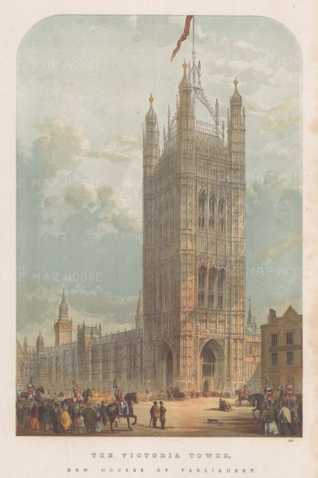 Victoria Tower.