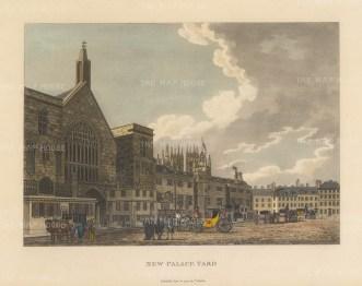 New Palace Yard.