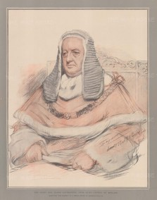 Right Hon. Baron Alverstone. Lord Chief Justice of England.