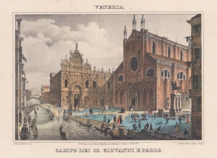 San Giovanni and San Paolo.