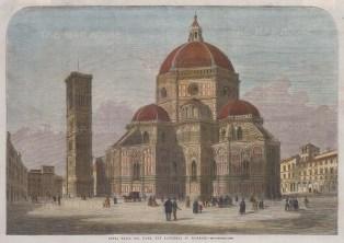 Florence: Santa Maria del Fiore.