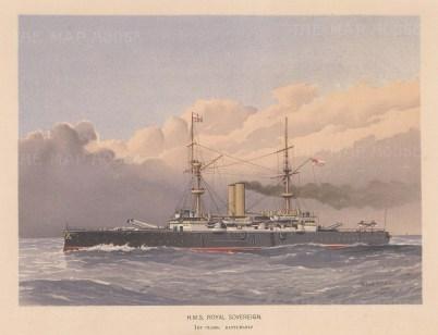 First Class Battleship.