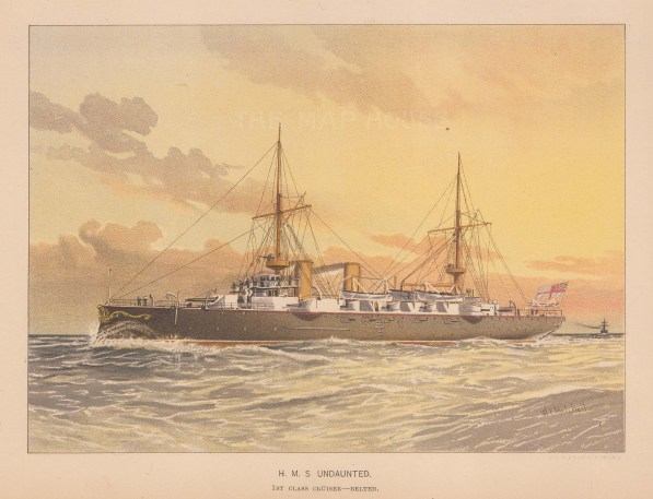 1st Class Cruiser - Belted.