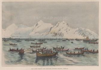 Lofoten Islands.