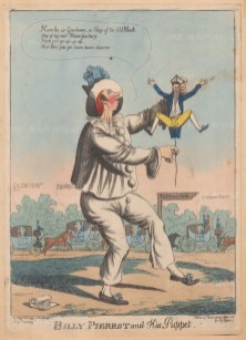In 1802 the MP for Middlesex Sir Francis Burdett was returned, however this was overturned two years later in favour of George Mainwaring, considered a puppet of William Pitt.