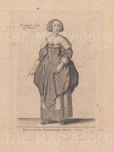 A Merchant's Wife of Paris.