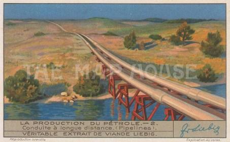 Long Distance transport via Pipelines. No 2.