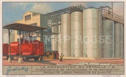 Filling and Expediting of Barrels. No 5.