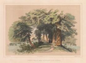 Poet's Walk and the Fifteen-Arch Bridge.