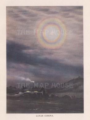 Lunar Corona: Terra Nova Expedition 1910-13.