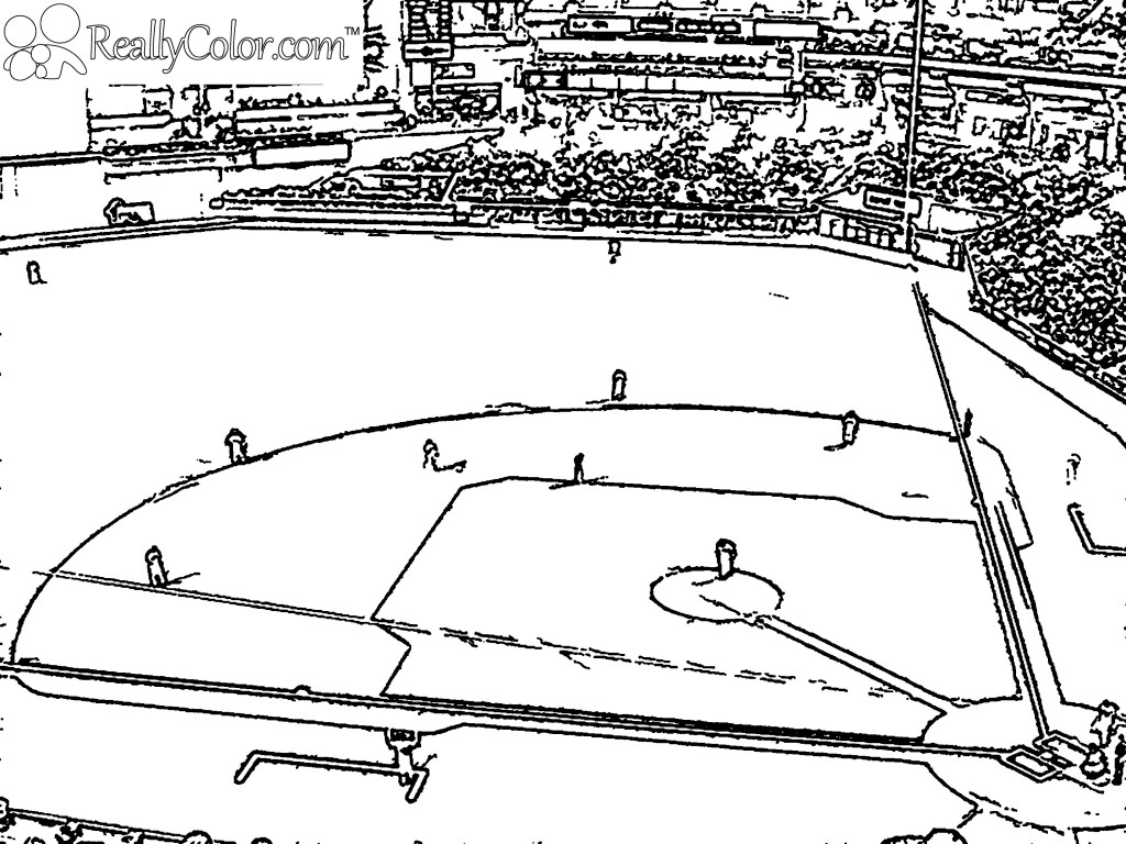 Baseball Coloring Pages Evelyn Free Printables