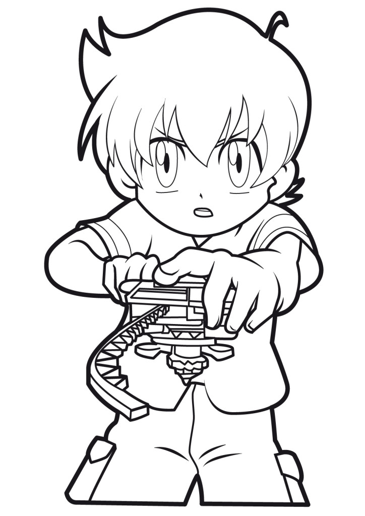 beyblade coloring pictures added ethan – free printables