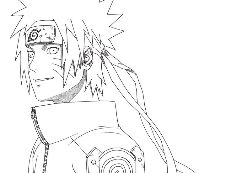 Revenge Story Of Villager Naruto 20 Naruto Coloring Pages