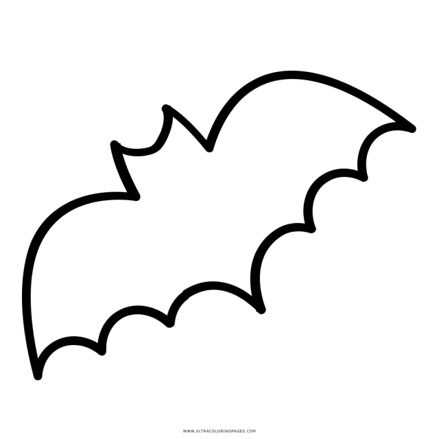 Bat Coloring Page - Ultra Coloring Pages