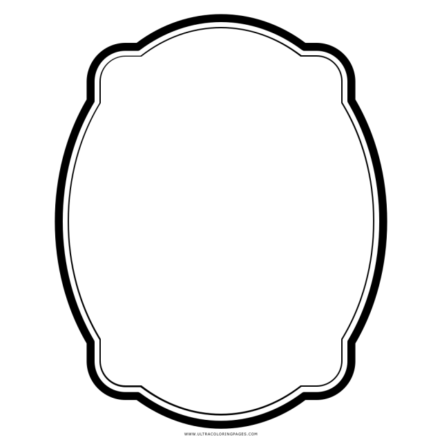 Border Coloring Page - Ultra Coloring Pages