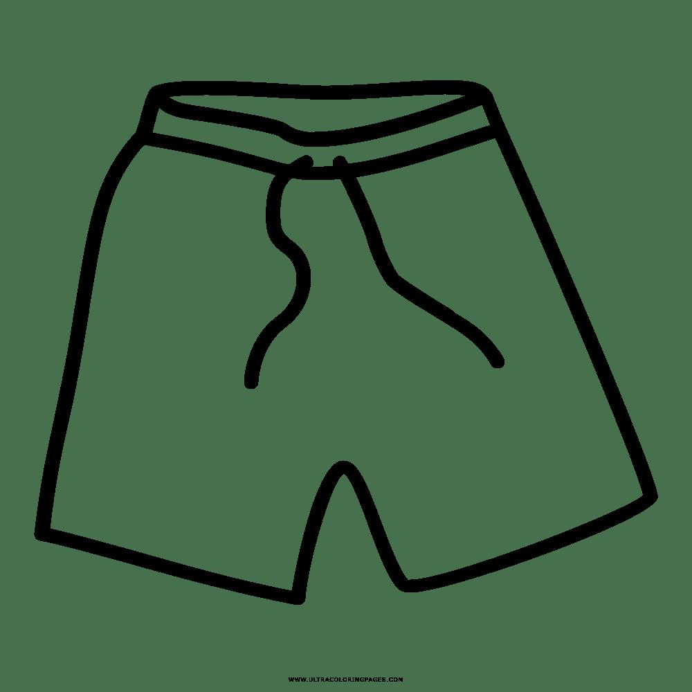 Pantalones Para Colorear