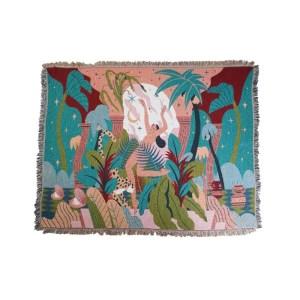 Forest Dancer tapestry