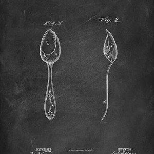 Spoon patent