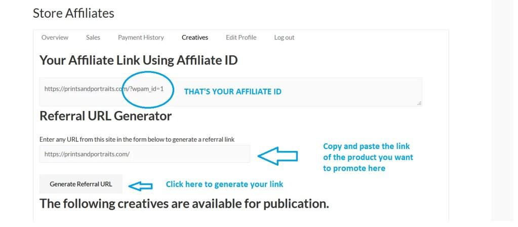 affiliate marketing creatives