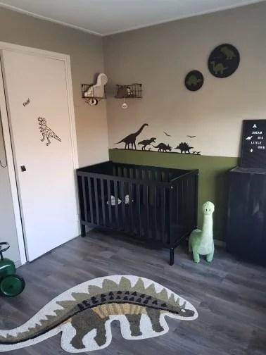 Custom Dino Wall Decal