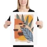 """Medium canvas 16""""x 20"""" (40,5x50,8)"""