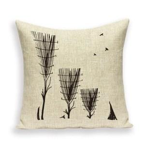 Tree wrap cushion