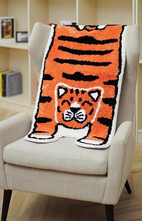 orange king tiger