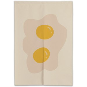 Egg Couple -Doorway Curtain
