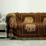 Elephant Autumn- Blanket