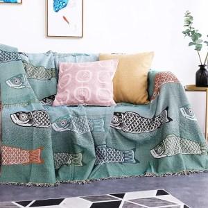 Koi Throw blanket