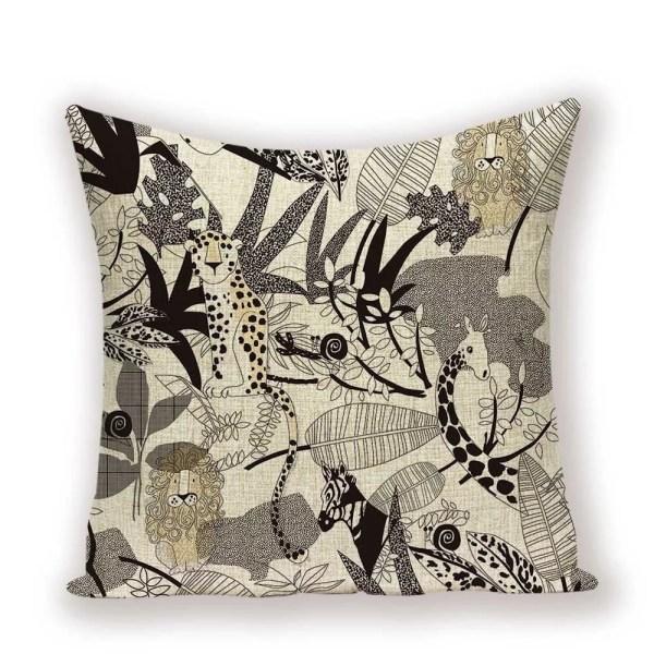 cushion jungle 10