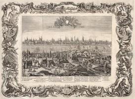 "Aveline, 'Constantinople Capitale de L'Empire de Turcs, c.1692. An original black and white copper-engraving. 21"" x 28"". £POA."