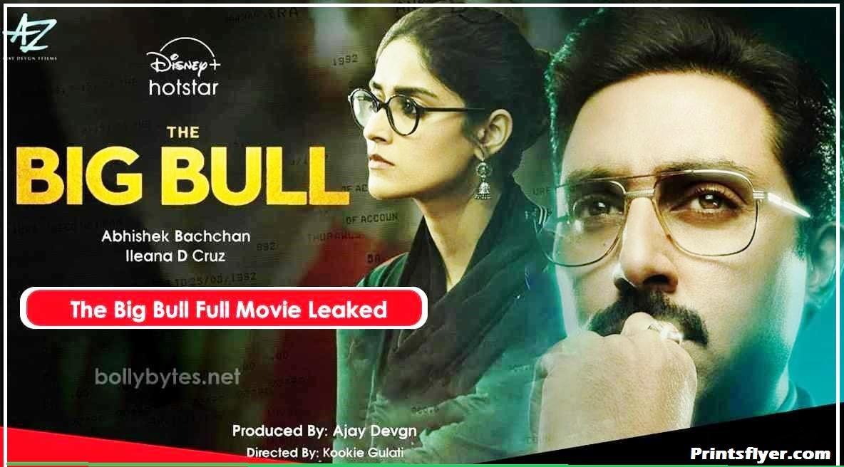 The Big Bull Movie Download Filmywap 720p