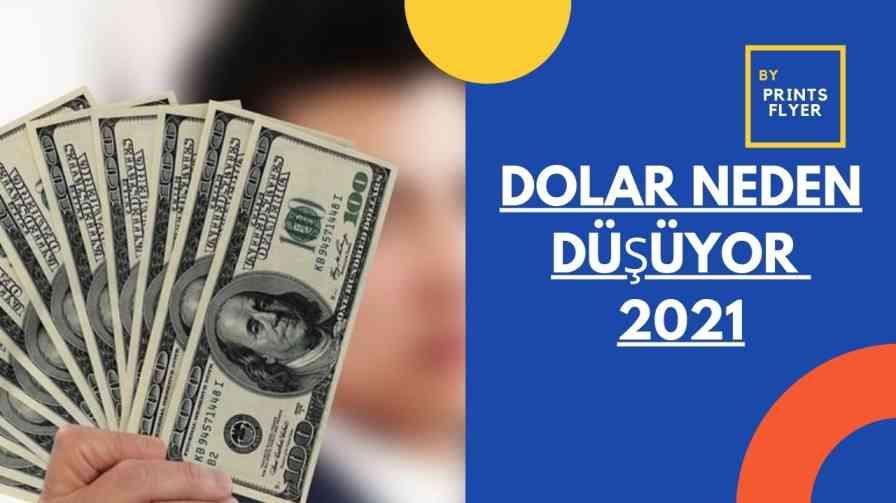 Dolar Neden Düşüyor