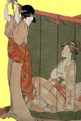 Utamaro_courtesans_kaya2