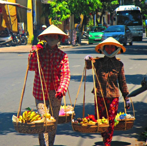 Headed to the Hoi An Market