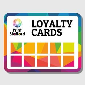 loyalty card printing