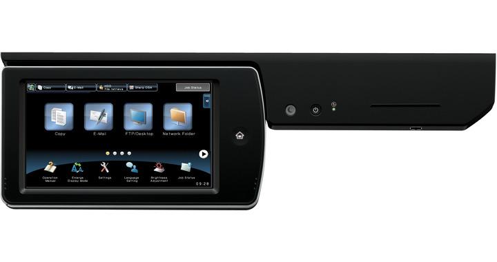 複合影印機(黑白) SharpMX-465N 規格與操作面板 (辦公室事務機租賃、影印機、影印機租賃、租影印機、印表機 、空氣清淨機)代理