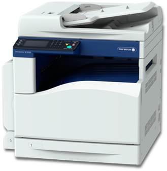 富士全錄 彩色影印機 Fuji Xerox DocuCentre SC2021