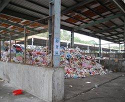 清味門適用產業 - 垃圾處理回收廠