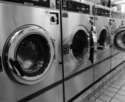 清味門適用產業 - 洗衣業