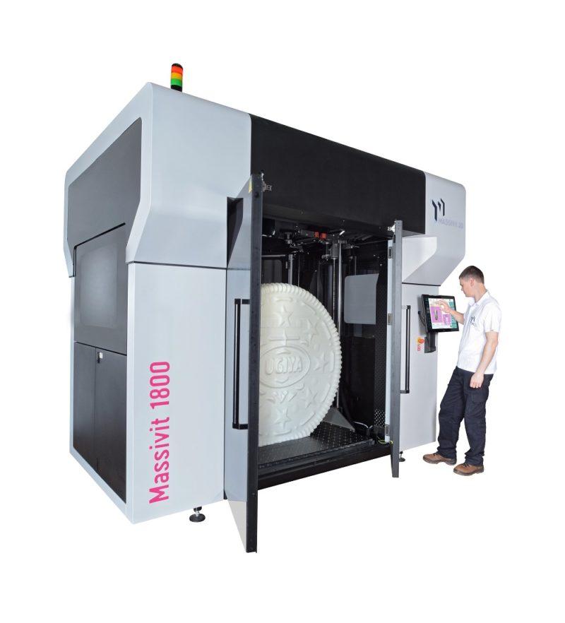 Massivit large format 3D printer