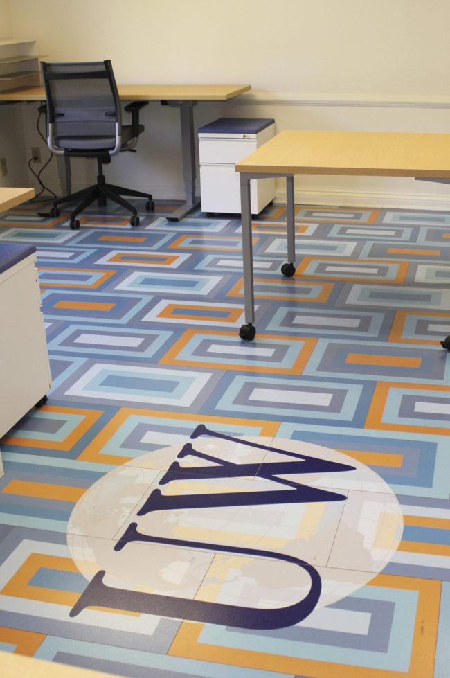 ChromaLuxe Sublimatable Floor Tiles