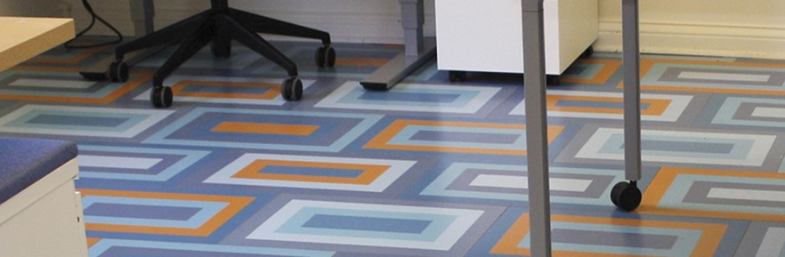 ChromaLuxe floor panels