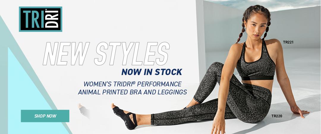 The Printwear Company New styles banner TriDri webshop