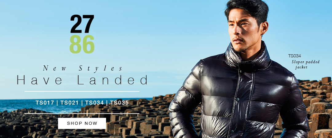 The Pritwear Company New styles banner 2786 update WEBSHOP