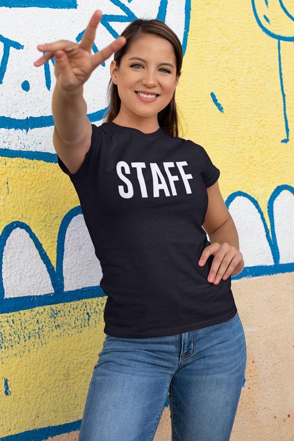 Women's Staff T-Shirt