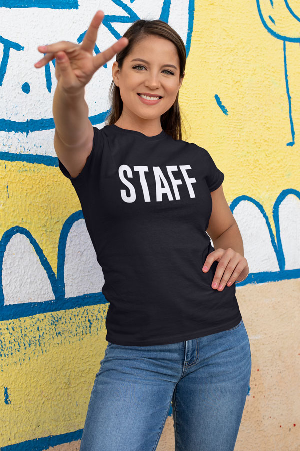 Women's Staff T-Shirt