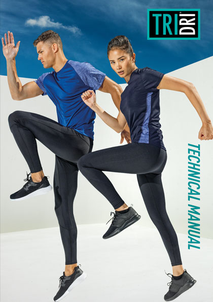 TriDri Brochure - The Printwear Company